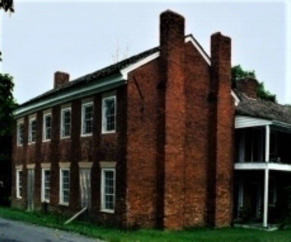 Gower House, Smithland Kentucky