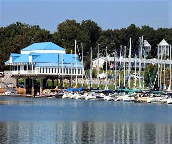 Green Turtle Bay Marina and Resort, Lake Barkley marinas and boat rentals
