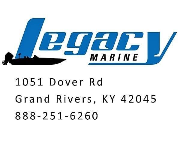 Legacy Marine boat sales kentucky lake