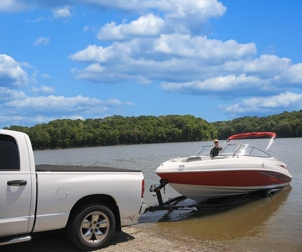Lake Barkley boat Ramp Access