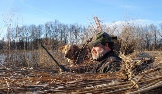 Dates Set for Waterfowl Blind Drawings