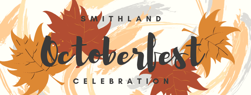 Join the Smithland Octoberfest Fun- Saturday, October 6, 2018