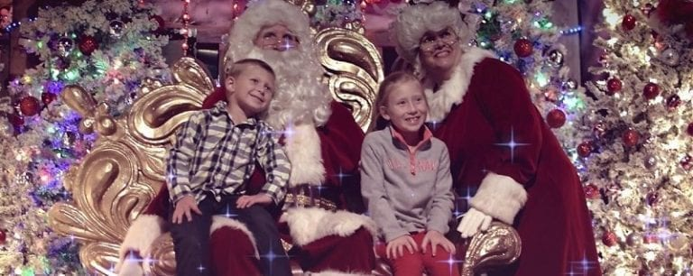 From Santa Claus to Sunsets; Kentucky Lake's Top Christmas Season Delights