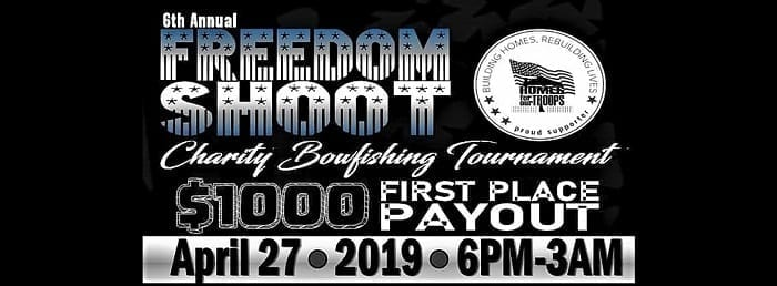 Freedom Shoot Bowfishing Tournament