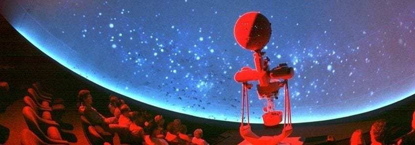 New Show Debuts at Golden Pond Planetarium