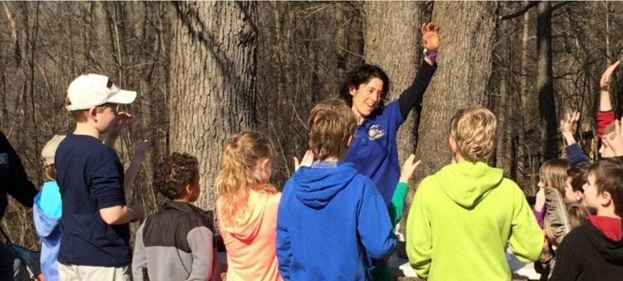 April is Home School Month at the LBL Nature Station