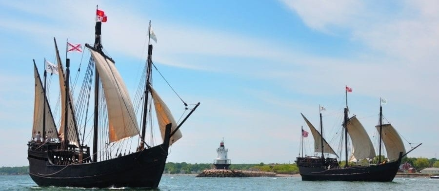 Schedule Changes to bring the Columbus Ship Tours to Green Turtle Bay Resort in June