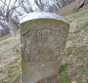 Marcy Smithland Cemetery Smithland KY