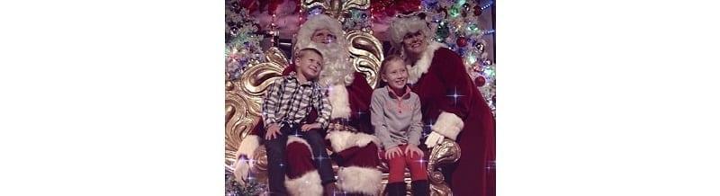 Santa at Pattis