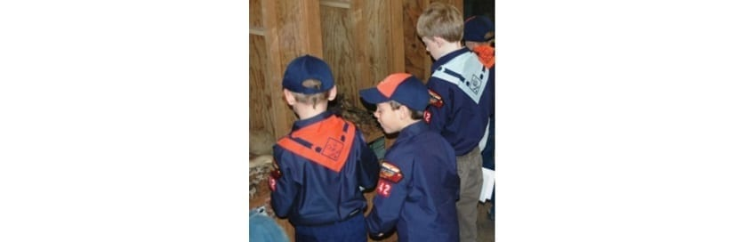 Land Between the Lakes Cub Scouts