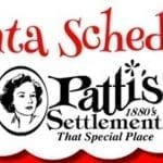 Visit with Santa at Patti's 1880's Settlement